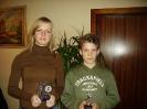 Jugendspieler 2006 - Anna Brunckhorst und Timo Thee
