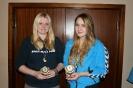 Jugendspielerinnen 2013 - Alexandra Rathenau und Linda Hansen